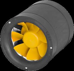 Ruck buisventilator Etamaster 142m³/h diameter  125 mm - EM 125 E2 02