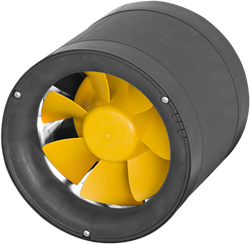 Ruck buisventilator Etamaster 270m³/h diameter  150 mm - EM 150 E2 02
