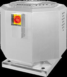 Ruck horeca dakventilator dempend voor keukenafzuiging tot 120°C  15300 m³/h - DVNI 630 D4