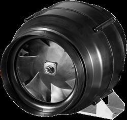 Ruck buisventilator Etaline EC motor 940m³/h diameter 150 mm - EL 150L EC 01