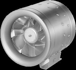 Ruck buisventilator Etaline met EC motor 10870m³/h diameter 500mm - EL 500 EC 10