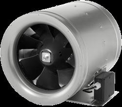 Ruck buisventilator Etaline E met voltage regeling 1740m³/h diameter 250 mm - EL 250 E2 01