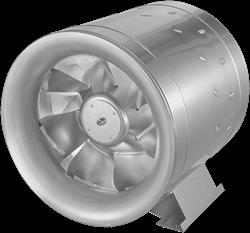 Ruck buisventilator Etaline D met frequentieregeling 7350m³/h diameter 450 mm - EL 450 D4 01