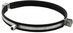 Metalen beugel Ø 250mm met rubber - SBOU250