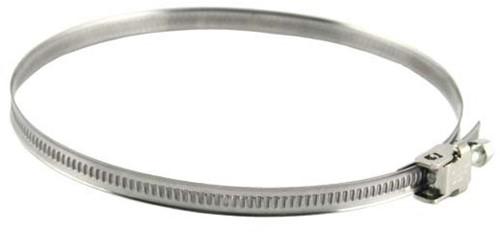 Metalen slangenklem Ø 60mm - 380mm