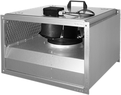 Ruck geïsoleerde kanaalventilator KVRI met EC motor 4950m³/h  700x400 - KVRI 7040 EC 30