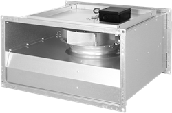 Ruck ongeïsoleerde kanaalventilator KVR 5050m³/h  700x400 - KVR 7040 D4 30