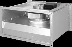 Ruck ongeïsoleerde kanaalventilator KVR met EC motor 710m³/h  300x150 - KVR 3015 EC 30