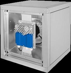 Ruck boxventilator MPC met EC motor buiten luchtstroom 3730m³/h - MPC 280 EC T20