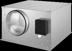Ruck geïsoleerde boxventilator ISOR 310m³/h diameter  125 mm - ISOR 125 E2 20