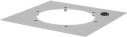 Ruck dakadapterplaat voor DVA - P