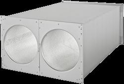 Ruck kanaal-geluiddemper 1000x500 - SDE 10050 L02