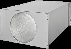 Ruck kanaal-geluiddemper 500x300 - SDE 5030 L01
