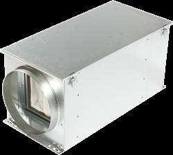 Ruck luchtfilterbox met warmteregister 100 mm - FTW 100