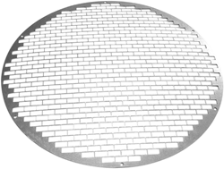 Ruck buisventilator inlaatbeschermrooster voor EL 355 - SG 355 02