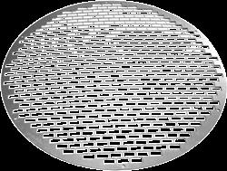 Ruck buisventilator inlaatbeschermrooster voor EL 630 - SG 630 02