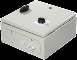 Ruck 5-Standen trafo TEM G 7,5 A transformator - contact voor gasmagneetklep - TEM 075G