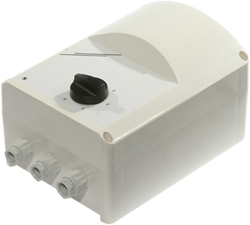 Ruck 5-Standen trafo TEM G 3,5 A transformator - contact voor gasmagneetklep - TEM 035G