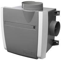Vasco alles-in-een pakket C400 LE + draadloze bediening + 4 ventielen + 400m3/h