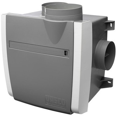Vasco alles-in-een pakket C400 LE + draadloze bediening + 4 ventielen + 400m3/h-2