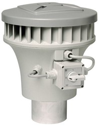Pijpventilator Zehnder Stork KPMe - 400m3/h