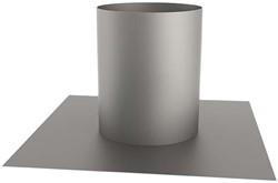 Plakplaat rond 250 mm (260) (sendzimir verzinkt)