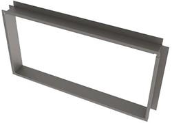 Aftakstuk 90 gr, B=400 mm x H=150 mm (L=100)