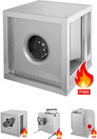 Rookgasafvoer ventilatoren