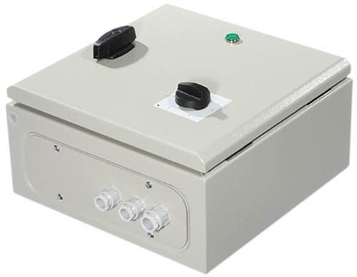 Ruck 5-Standen trafo TEM S 3,5 A transformator -contact voor servomotor - TEM 035S