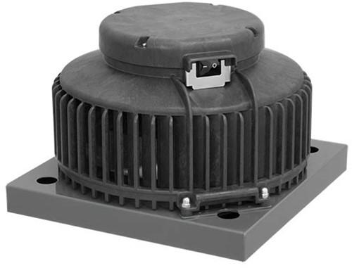 Ruck dakventilator kunststof met constante drukregeling en EC motor 760m³/h - DHA 190 EC CP 20