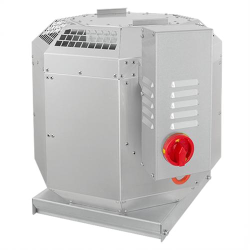 Ruck horeca dakventilator voor keukenafzuiging tot 120°C 3000 m³/h - DVN 280 E2 30
