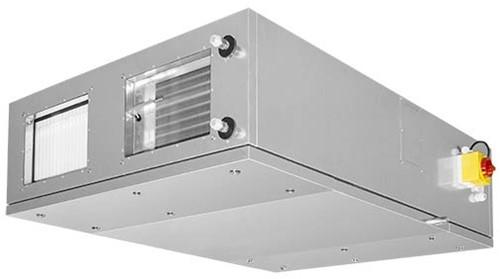 Ruck ETA-F luchtbehandelingskast met WTW en elektrische verwarmer - Plafondmontage 2430m³/h