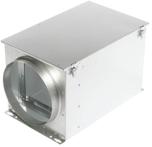 Ruck® luchtfilterbox voor zakkenfilter 100 mm (FT 100)