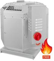 Ruck rookgasafvoer dakventilator verticaal voor keukenafzuiging 2342 m³/h (DVN 250 D2 F4 30)