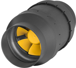 Ruck buisventilator Etamaster met EC motor - 460 m³/h -Ø 125 mm - EM 125L EC 02 - PWM sturing