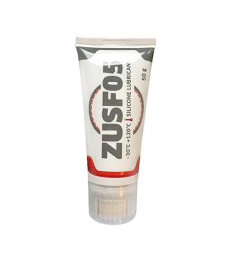 Silicone lubricant tube (50 gram) (ZUSF05)
