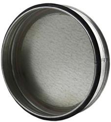 Spiro deksel diameter 125mm voor spiraalbuis