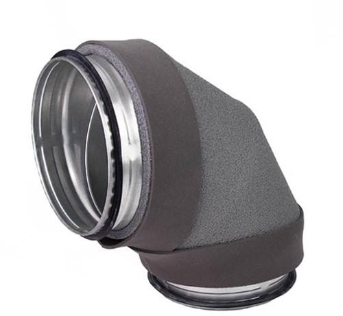 Thermoduct bocht 90 graden diameter 315 mm