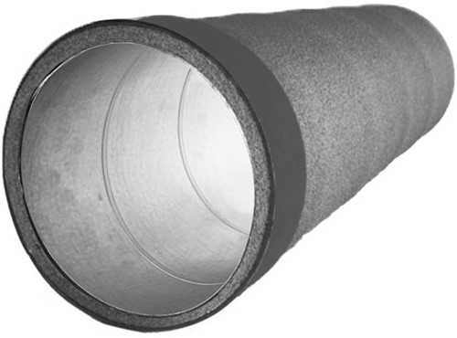 Thermoduct buis 180mm L=2000mm