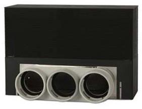 Vent-Axia Uniflexplus ventilatie vloercollector excl. rooster Ø 63mm