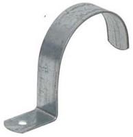 Uniflexplus+ vloerbeugel voor 1 slang Ø90mm