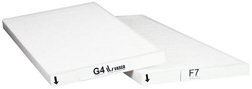 Vasco D350 en D425 WTW filterset G4+F7