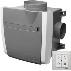Vasco C400 Basic RF 400m3/h + RFT bediening - randaarde stekker