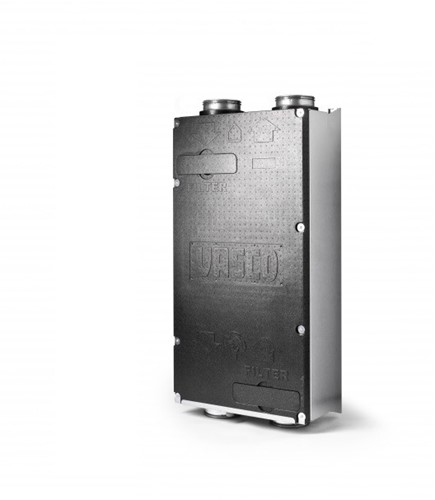 Vasco WTW-unit D275 III - inclusief draadloze RF bediening