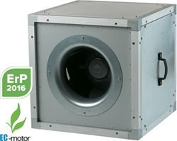 Vents energiezuinige geïsoleerde boxventilator (EC)