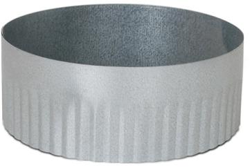 verlengring diameter 125 h=40mm