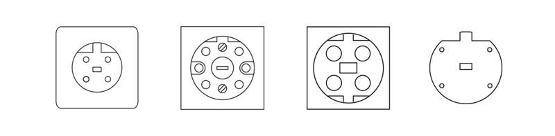 Perilex aansluitschema mechanische ventilatie