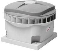 Zehnder - J.E. StorkAir dakventilator MX210D 3701m3/h met werkschakelaar - 400V-1