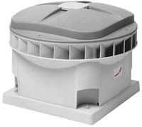 Zehnder - J.E. StorkAir dakventilator MX210D 3701m3/h met werkschakelaar - 400V