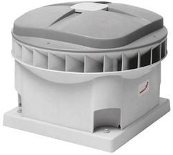 Zehnder - J.E. StorkAir dakventilator VDX210 0-10V 3758m3/h met werkschakelaar - 230V